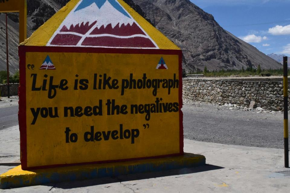 Life is a photograph